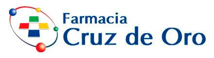 logo farmacias cruz de oro