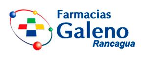 logo farmacias Galeno