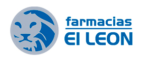 logo farmacias El León